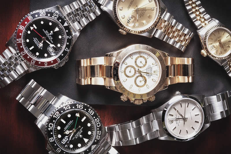 used rolex watches discount